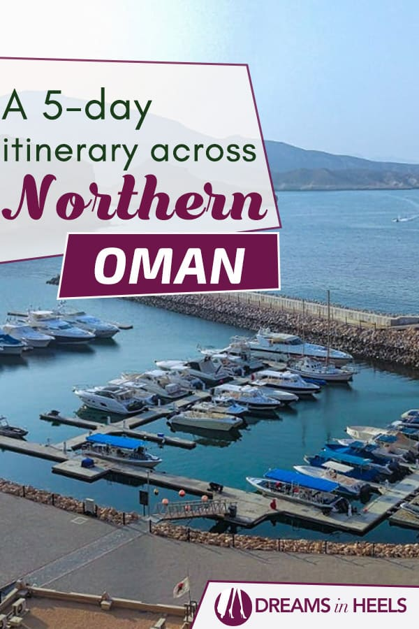 Looking for the best things to do in Oman? Oman in the Middle East is one of the most naturally and culturally diverse countries. Still not very popular Middle Eastern destinations among the tourists, Oman is gradually making its mark on the world tourism map. There are a lot of different kinds of things to do in #Oman. Here is a local\'s travel guide for Oman with plenty of useful tips for a memorable Northern Oman Trip. #Omantravel #middleeast #travelguides #traveltips