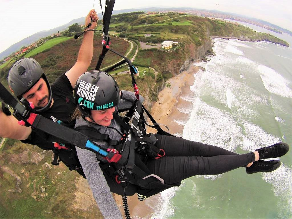 Best paragliding in the world - Top spots to have a great