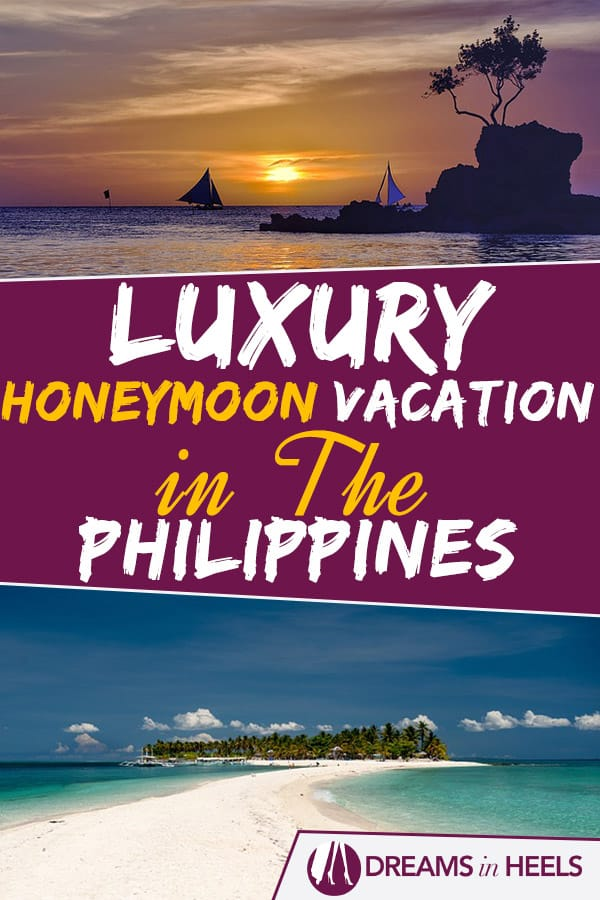 Luxury honeymoon vacation in the Philippines - A Philippines honeymoon means luxury without breaking the bank!