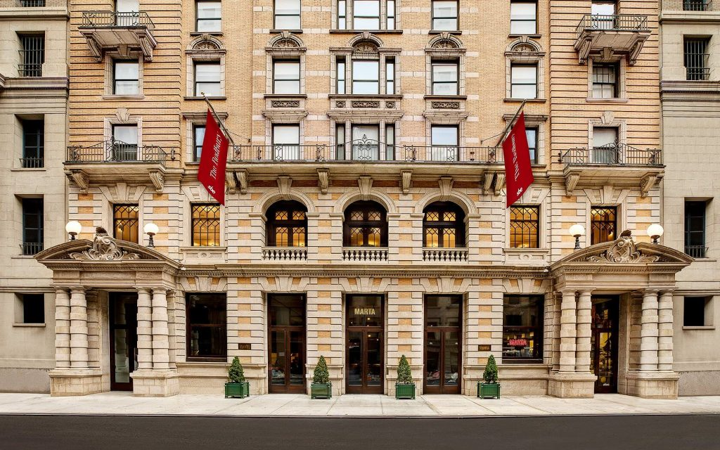 This hotel in New York City was built for women traveling