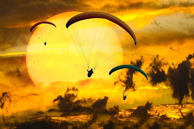 Best paragliding in the world - Top spots to have a great paragliding experience!