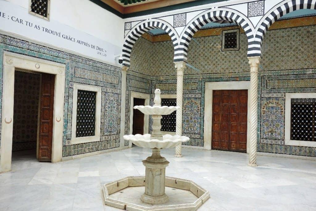 Bardo Museum, Tunisia