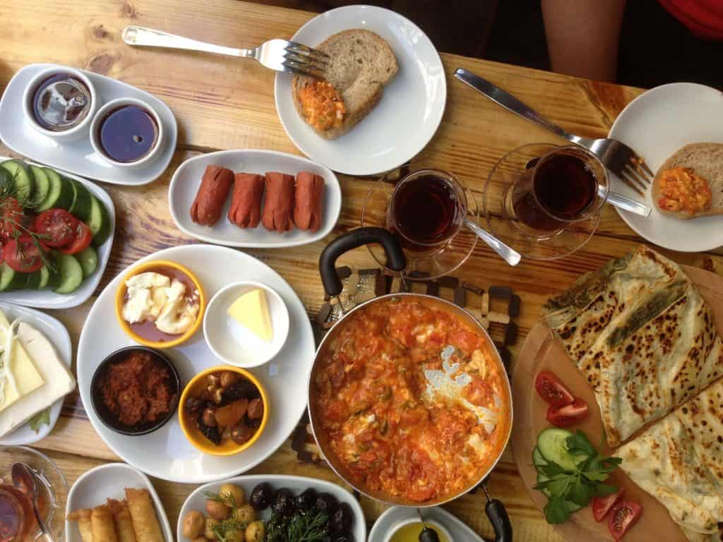 25 Traditional Turkish Foods you must try - A what to eat in Turkey
