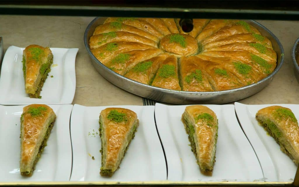 Baklava-Turkish-food