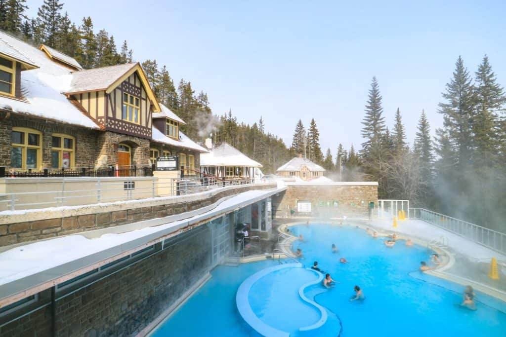 Banff_Upper_Hot Springs_Canada