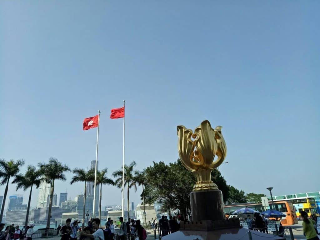 Hong Kong-Central-symbol