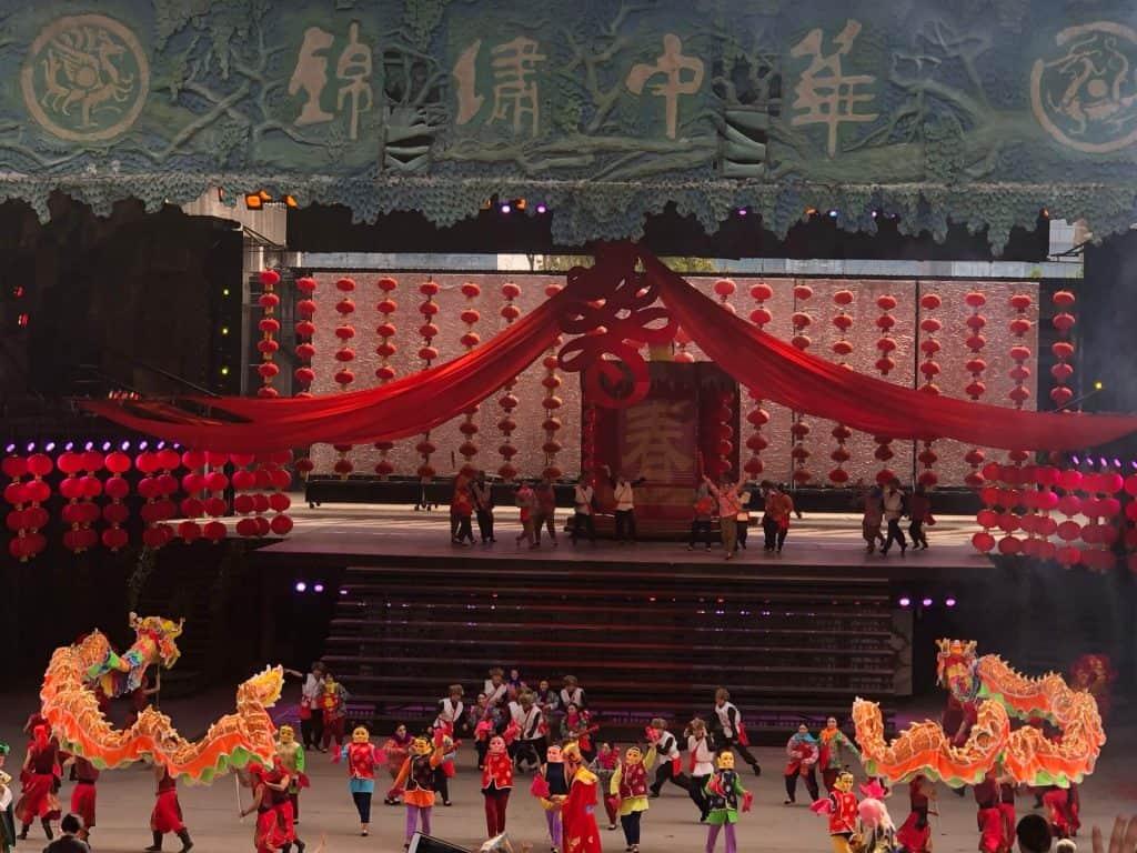 Shenzhen-Ethno Cultural village