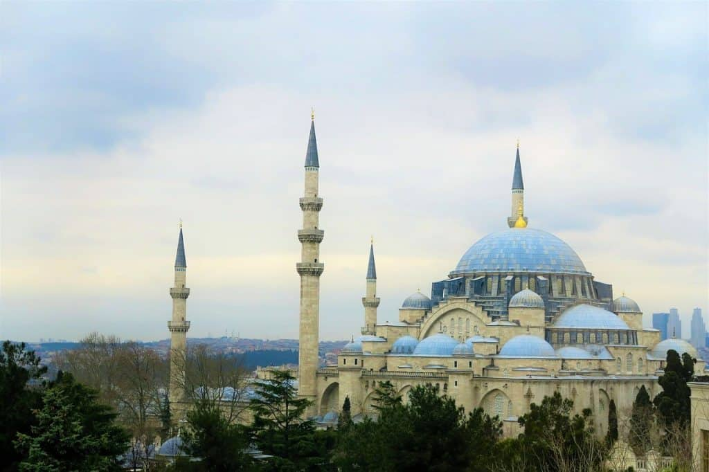 best-places-to-visit-in-turkey-suleymaniye-istanbul
