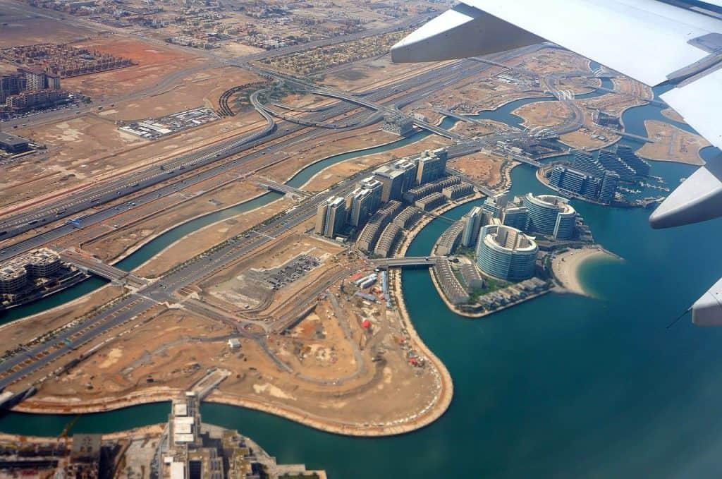 best views in abu dhabi