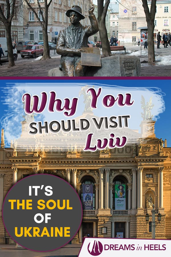 Why you should visit Lviv - It's the soul of Ukraine