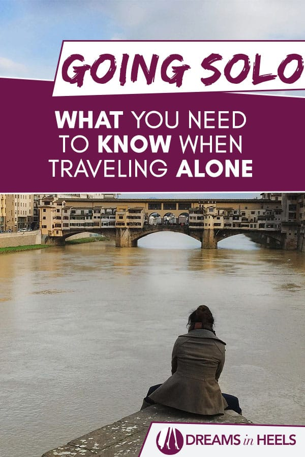 Going solo? What you need to know when traveling alone