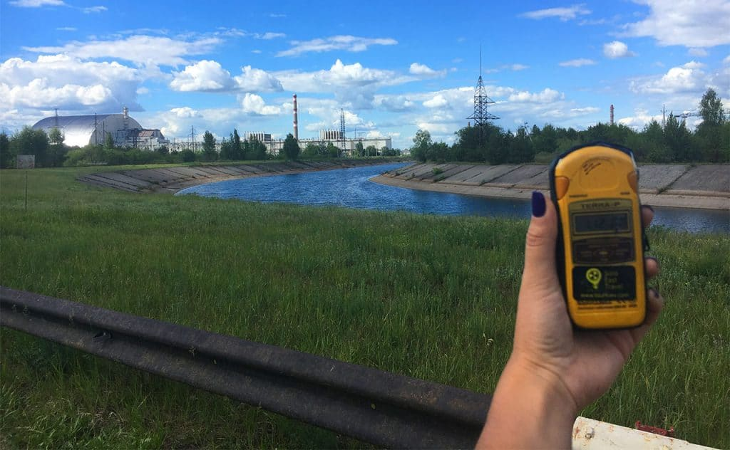Visiting Chernobyl today - exploring the chernobyl exclusion zone