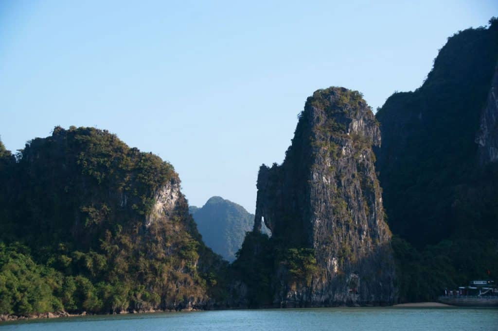 Amazing Halong Bay in Vietnam - World wonder of nature