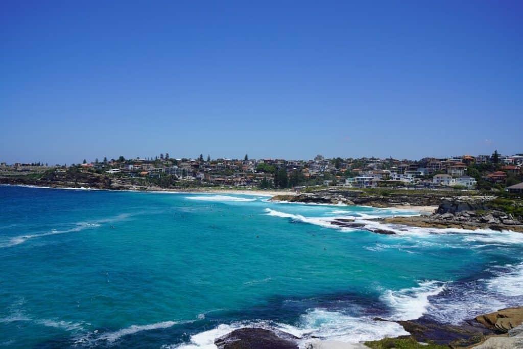 Bondi to Coogee Coastal Walk - Sydney - Australia