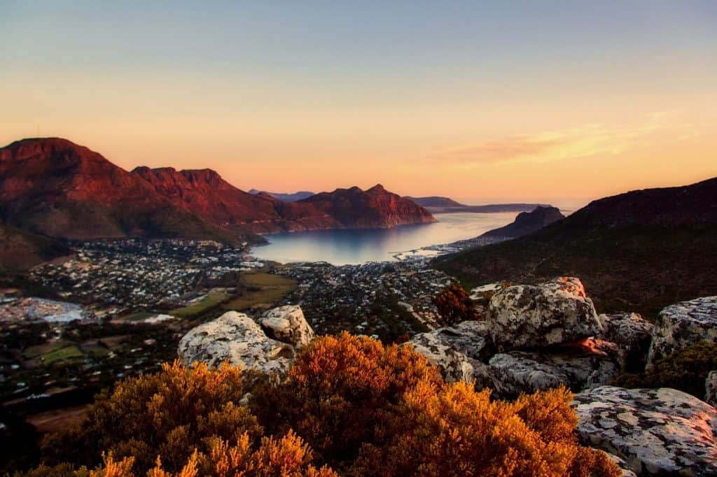 Cape Town Itinerary - 5 days in Cape Town excursions + activities