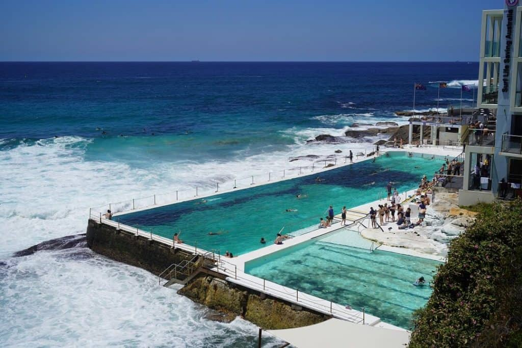 Icebergs Ocean Pool - Sydney - Australia