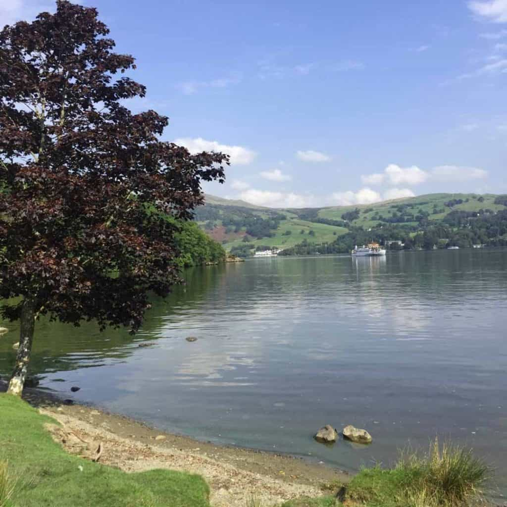 Lake Windermere- Lake District-UK