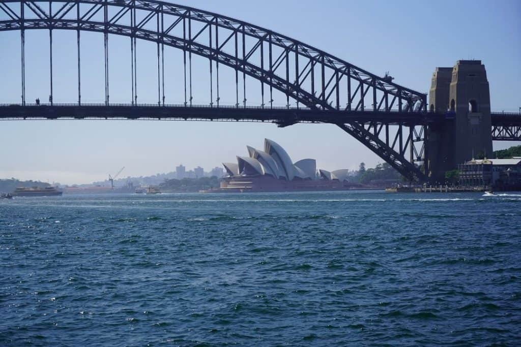 Sydney Harbour Bridge - Sydney - Australia