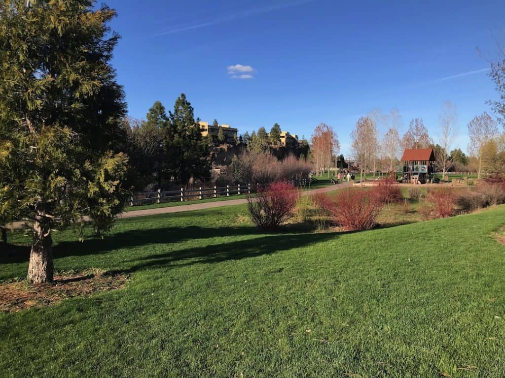 park in bend