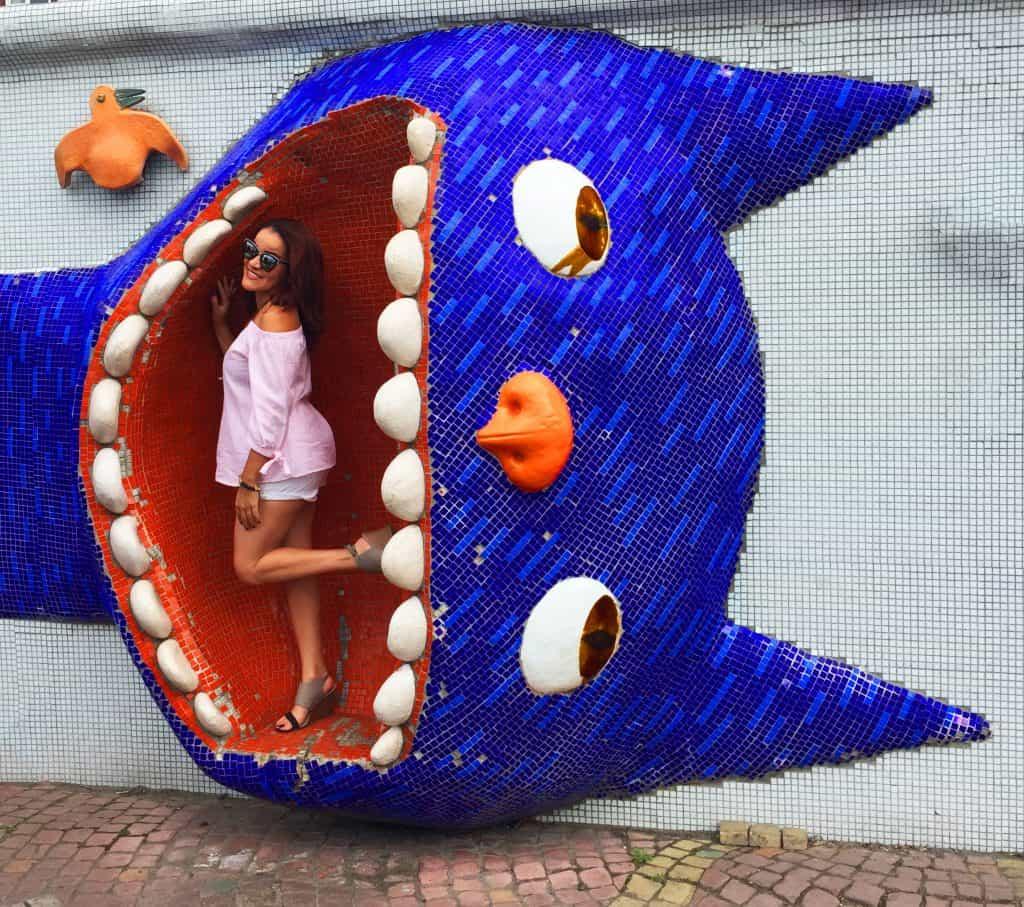 Alice in the wonderland - Kyiv Landscape Alley