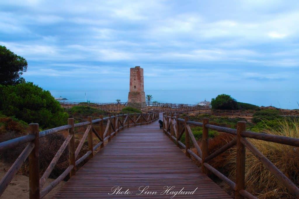 Board walk - Costa del Sol - Spain