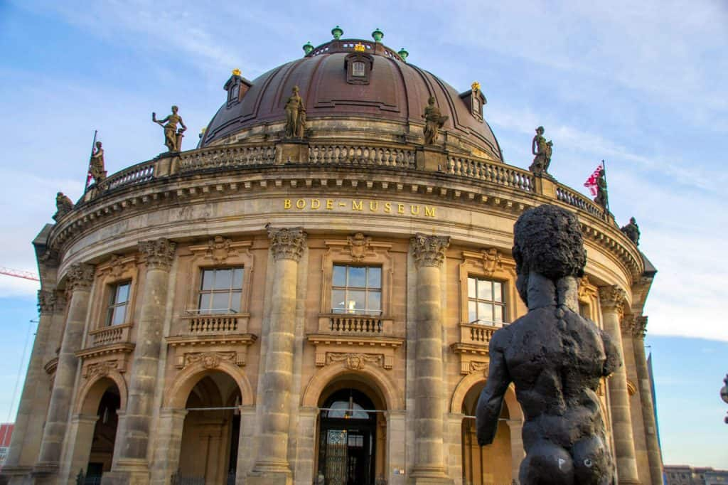 Bode Museum Berlin Travel