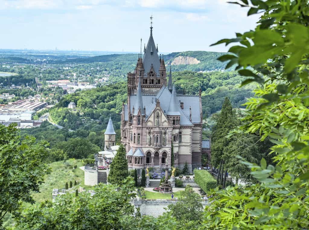 Drachenburg castles to see in Germany