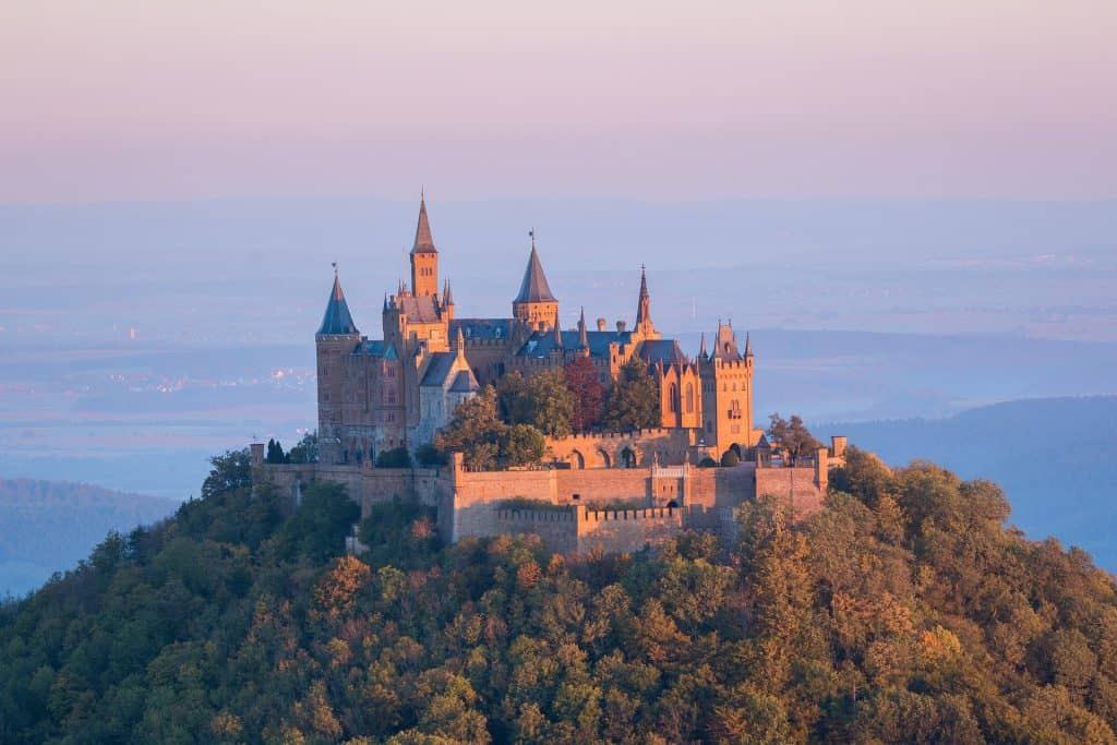 Hohenzollern Germany castles to see