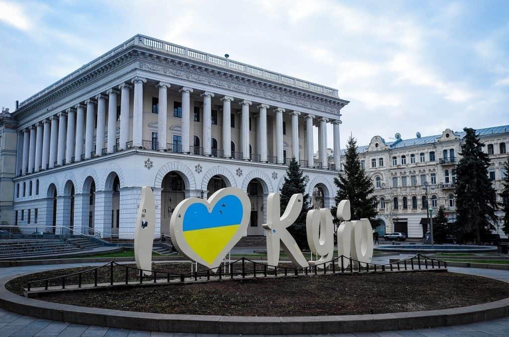 I love Kyiv Ukraine - best things to do in kiev kyiv