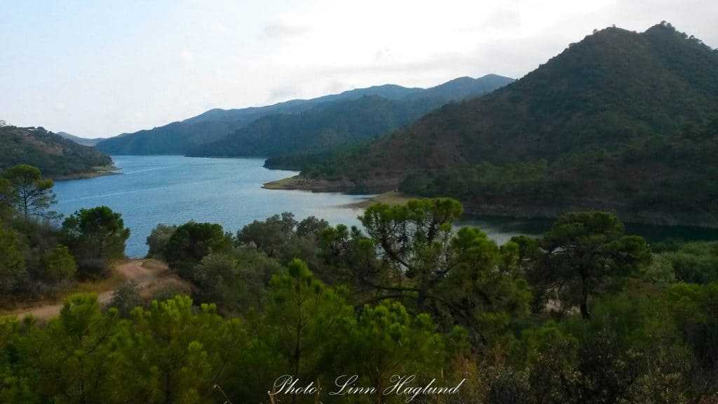 Istan lake - Costa del Sol - Spain