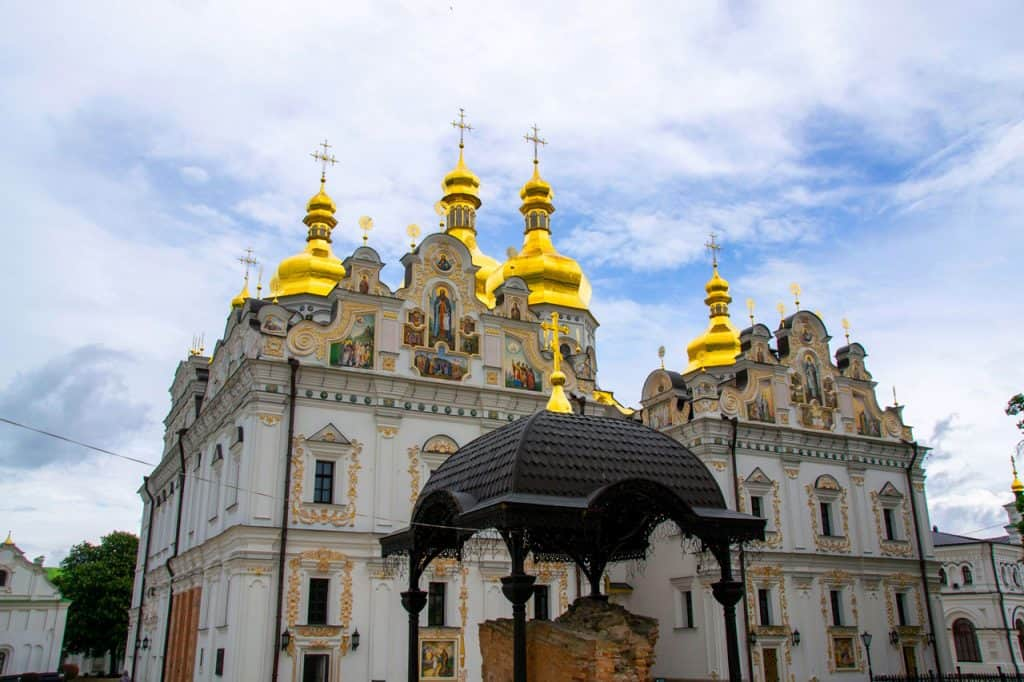 Kiev Pechersk Lavra - Churches Kyiv Travel Guide