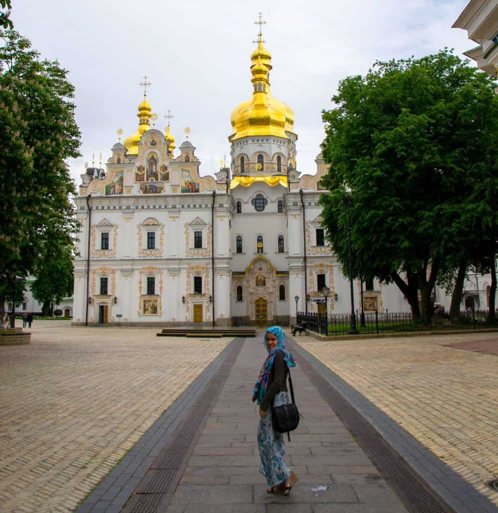 Kyiv Pechersk Lavra Ukraine - Churches in Kyiv - Dreamsinheels