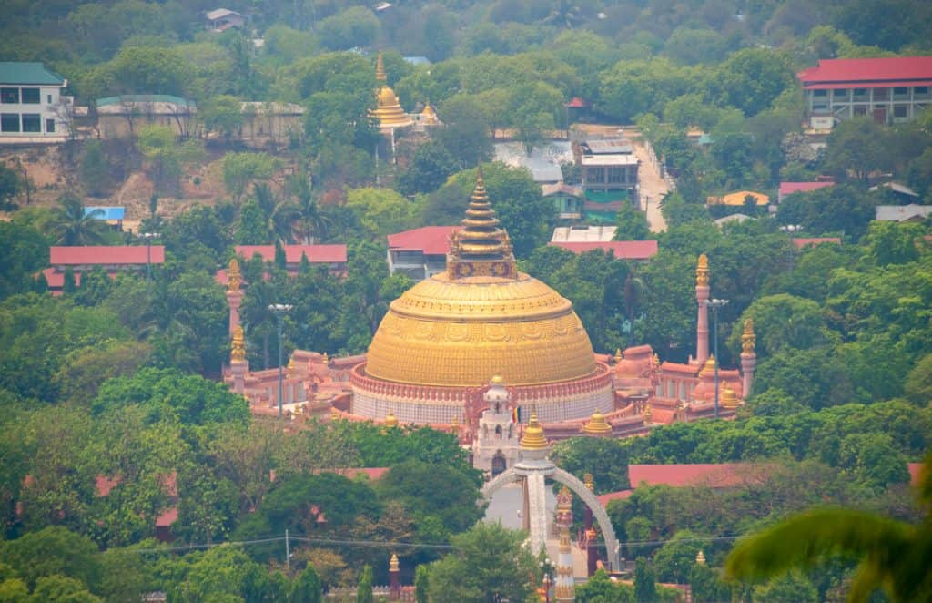 Mandalay Myanmar Travel