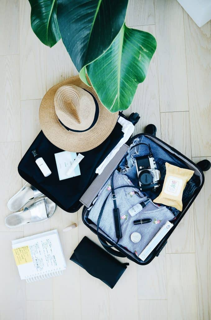 One bag travel tips: How to pack light if you are a fashionable traveler