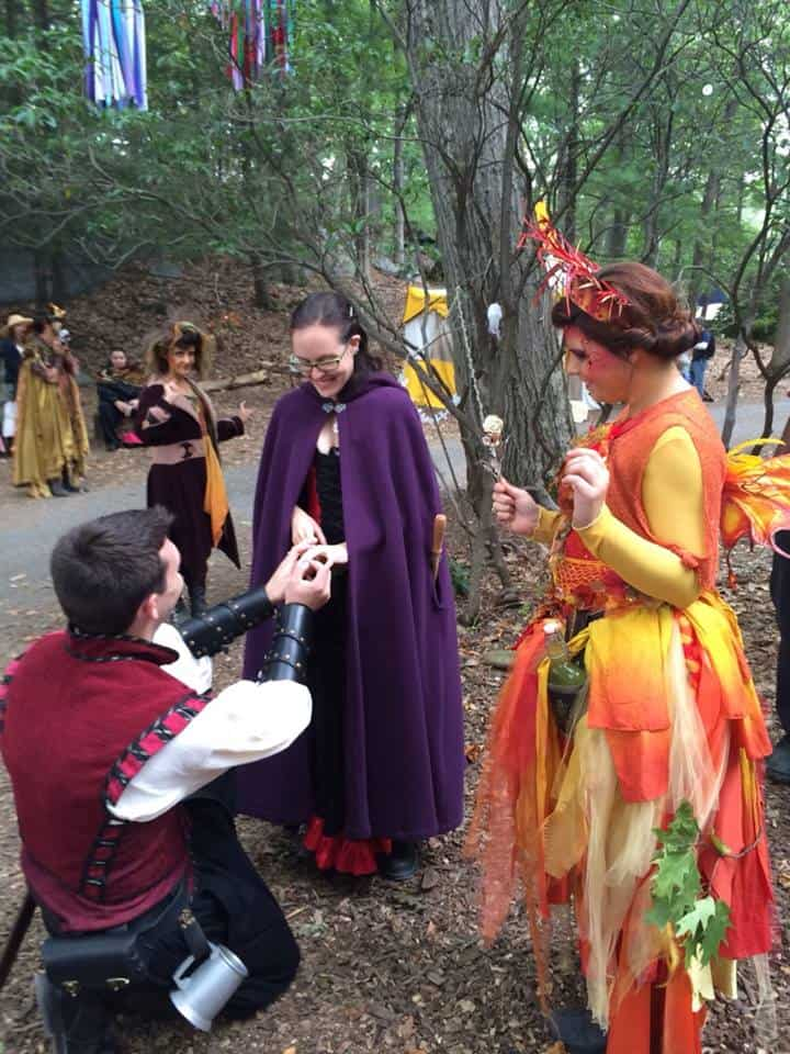 Renaissance Faire Proposal