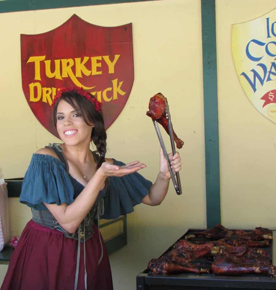 Renaissance Faire Turkey Leg