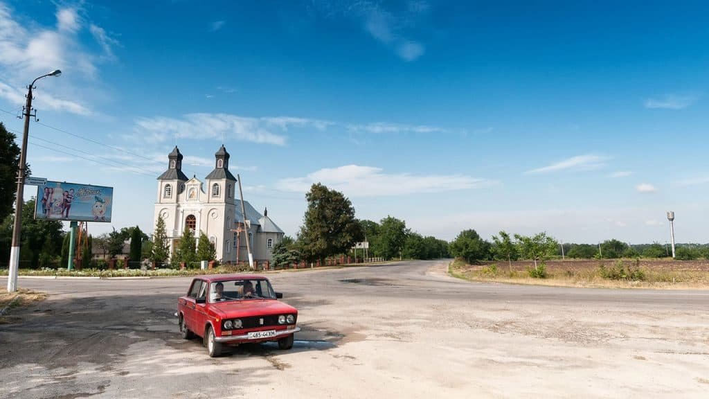 Renting a car in Ukraine - Driving in Ukraine