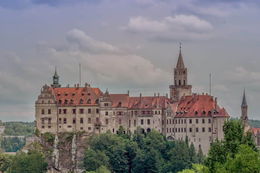 Sigmaringen-best-castles-in-germany