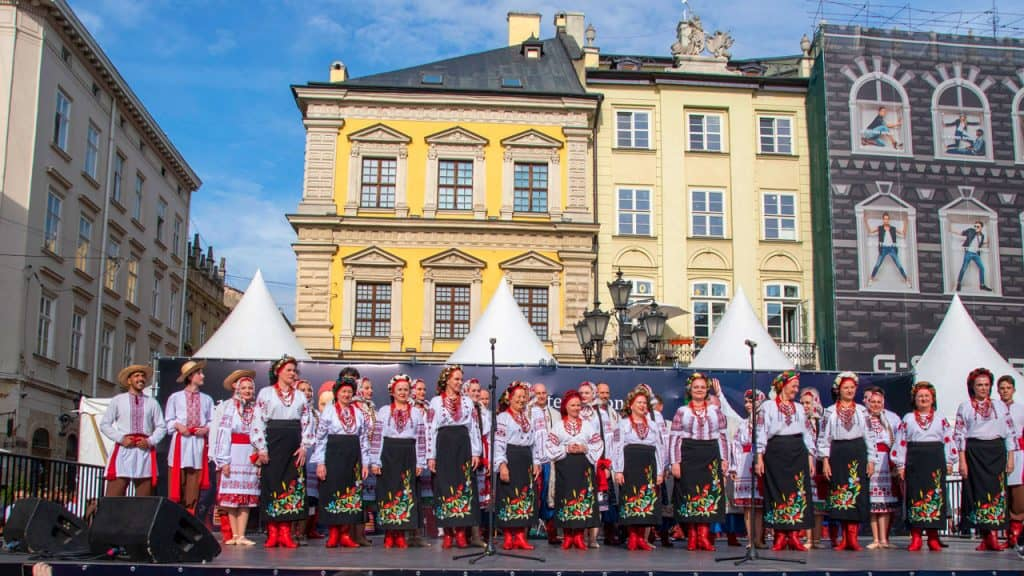 Summer Fest in Lviv - International Ukrainian Dance and Culture Festival