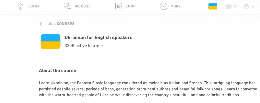 Ukrainian for English speakers - learning ukrainian language phrases before your trip