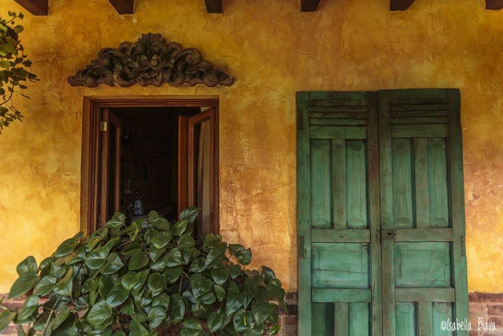doors of antigua Guatemala