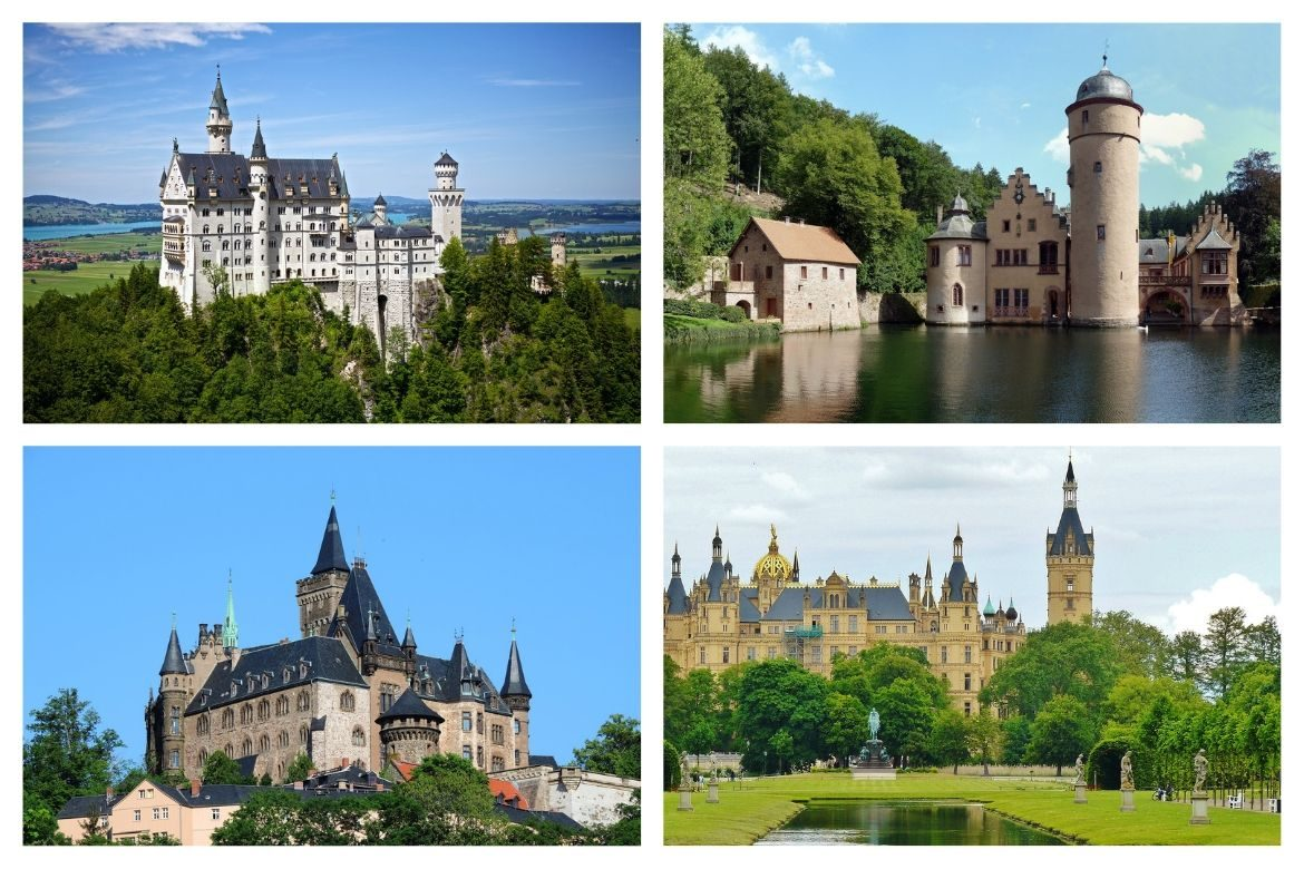 the Best castles in Germany: A list of castles in Germany you must visit