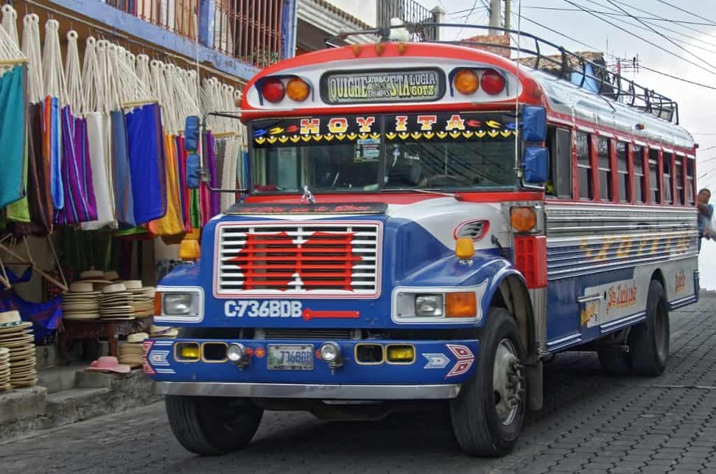 traveling-by-chicken-bus-in-guatemala