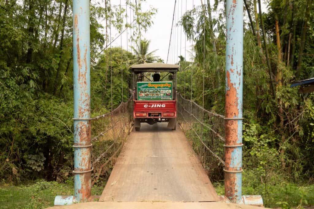 Tuk Tuk-Battambang-Cambodia