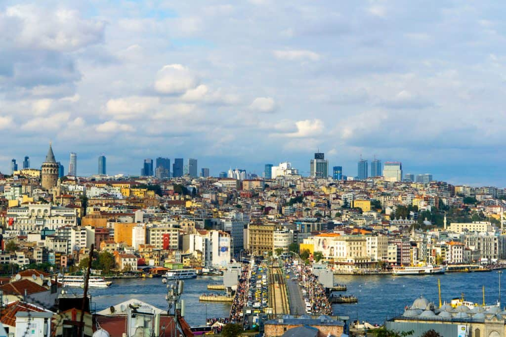 3 days in Istanbul Itinerary - Best views of Istanbul