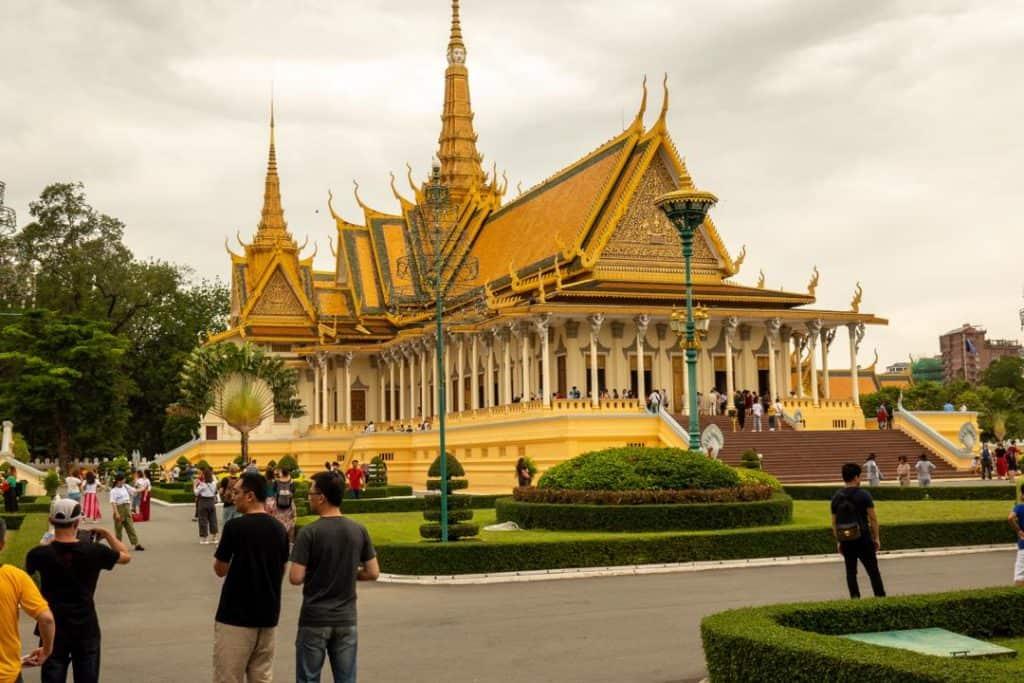 Royal Palace-Phnom Penh-Cambodia