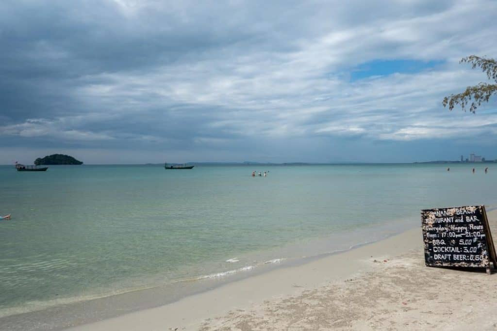 Beach-Sihanoukville-Cambodia