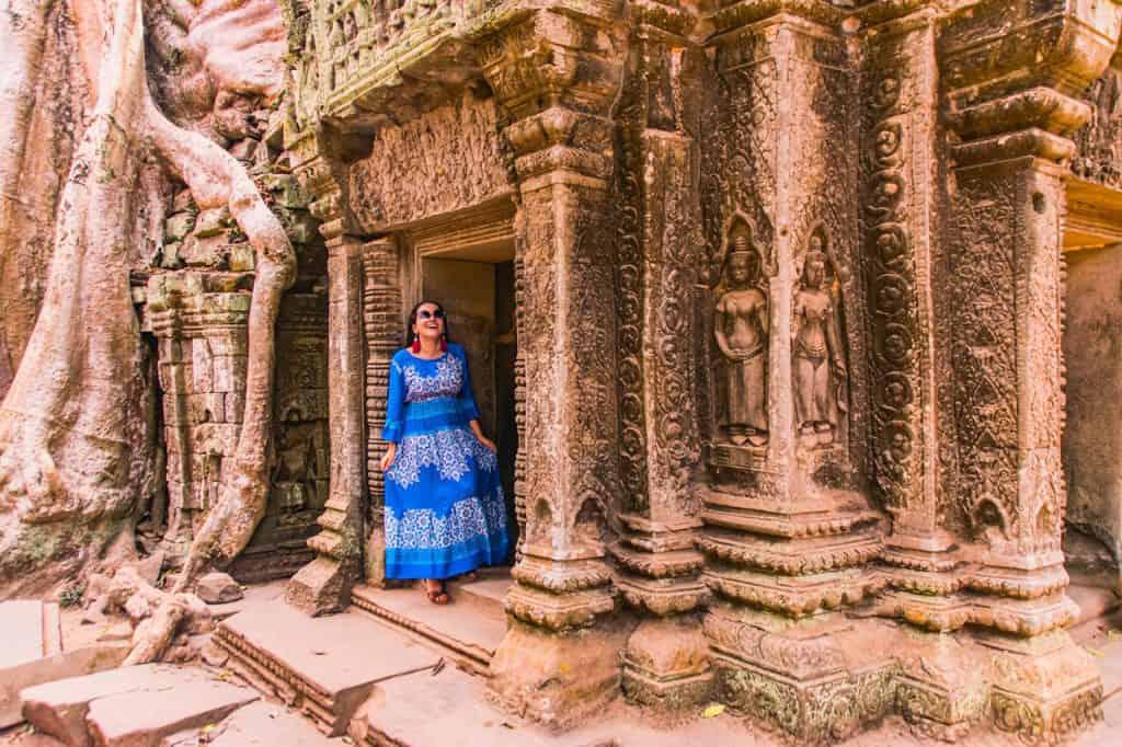 Angkor Wat - Angkor Archeological Park - dreamsinheels