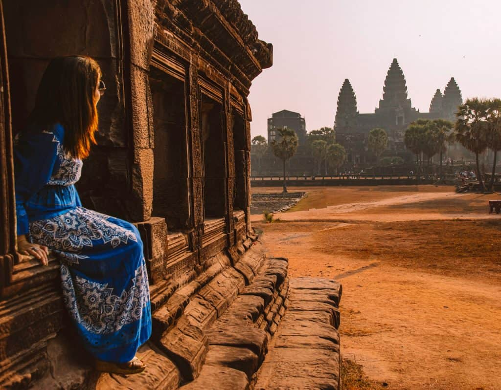 Angkor Wat Guide - A One Day Itinerary for Visiting Angkor Wat - Dreams in heels