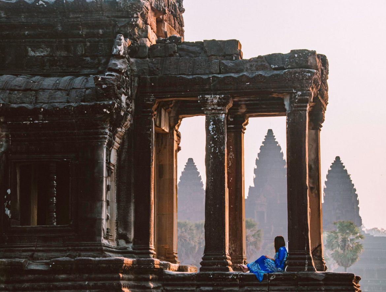 Angkor Wat Sunrise to Sunset - visiting Angkor Wat guide - Cambodia - Dreamsinheels